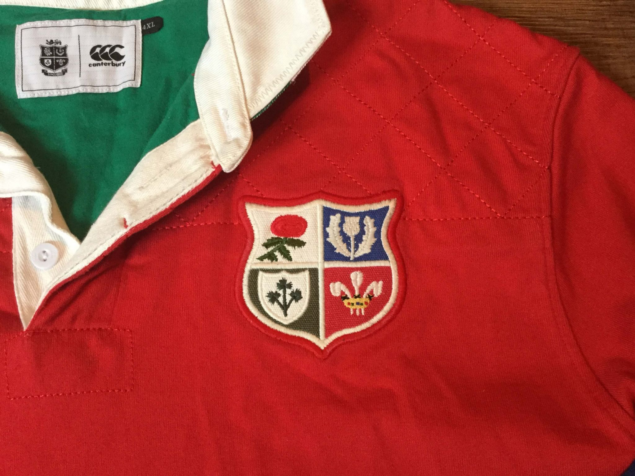 Classic Rugby Shirts 1888 British Lions Vintage Old Jerseys